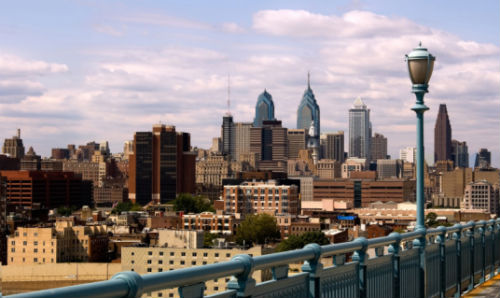 philly to size