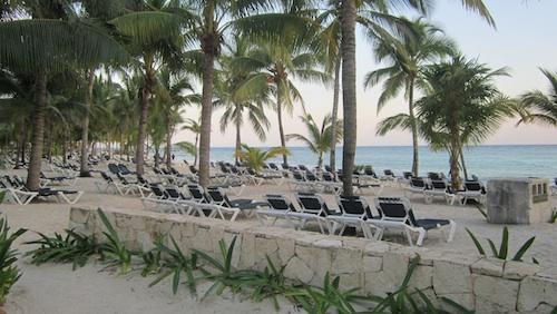 Barcelo Maya Beach. Courtesy of kartfamily.