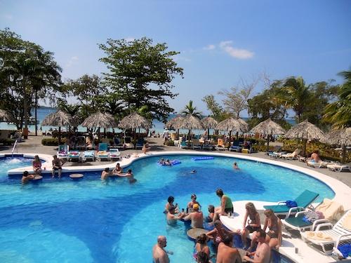Riu Negril in Jamaica. Courtesy of Channone Arif.