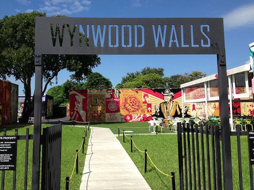 Wynwood Walls via Phillip Pessar at Flickr Creative Commons