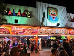 Palace Playland Arcade