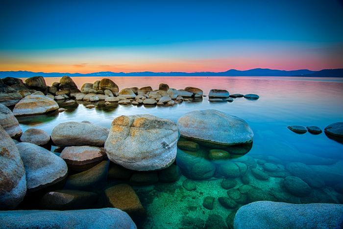 Lake Tahoe Edit