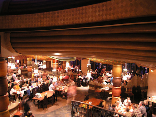 You don't need a passport to indulge at Boma: Flavors of Africa. Credit rickpilot_2000/Flickr.