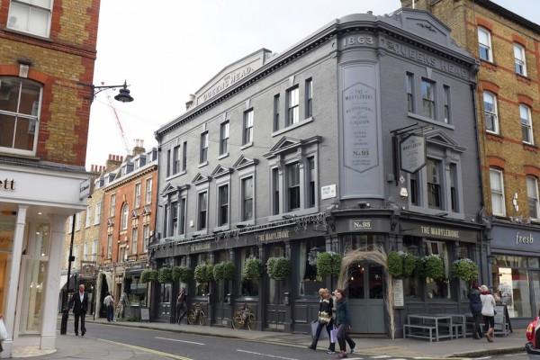 Marylebone Bar