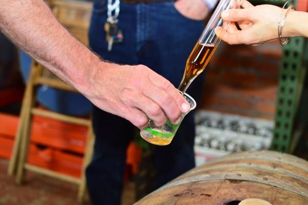 Go on a distillery tour