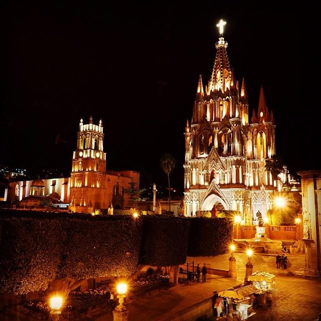 Catedral de San Miguel de Allende