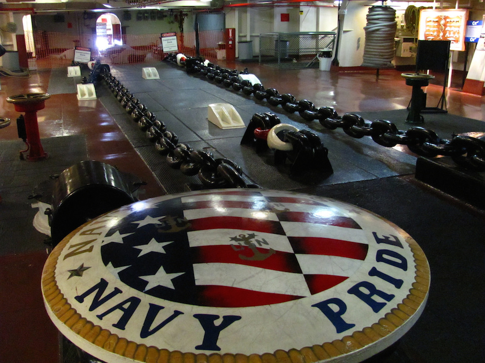 USS Midway Museum. Credit Jeremy Thompson/Flickr.