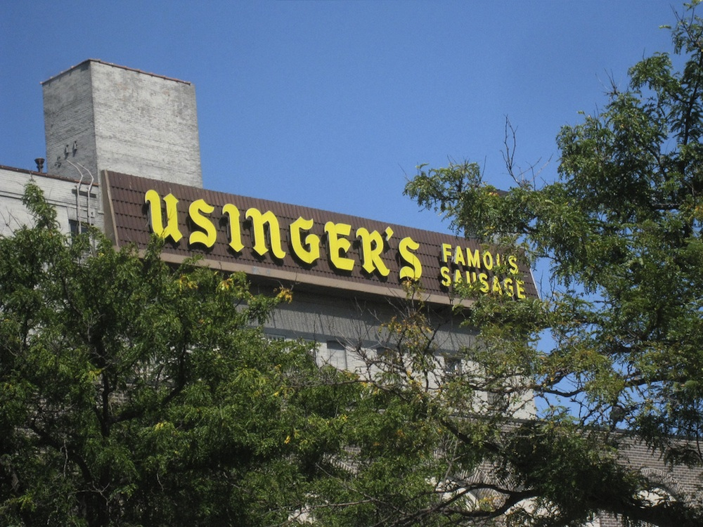 Usinger's in Milwaukee - Milwaukee travel and food