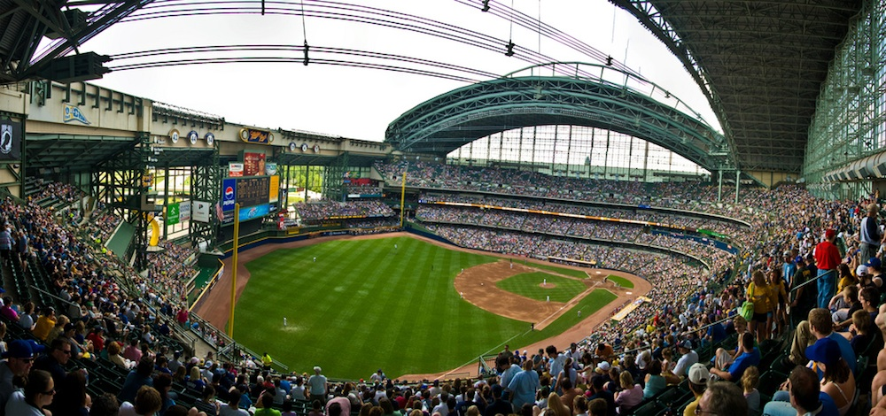 Miller Park - Milwaukee travel and sports