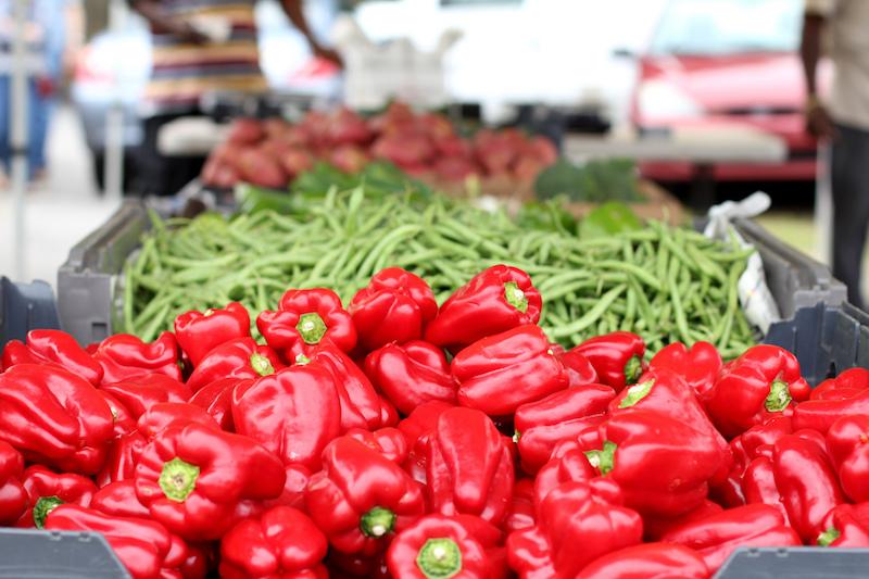 Visit the Charleston City Market Great Hall.