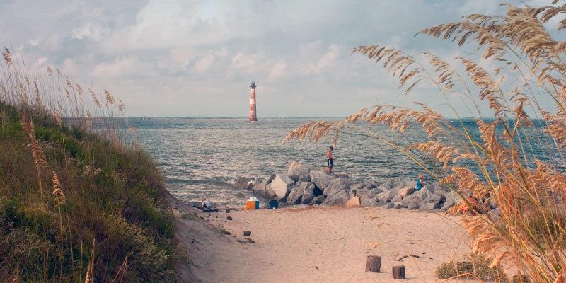 Morris Island Lighthouse