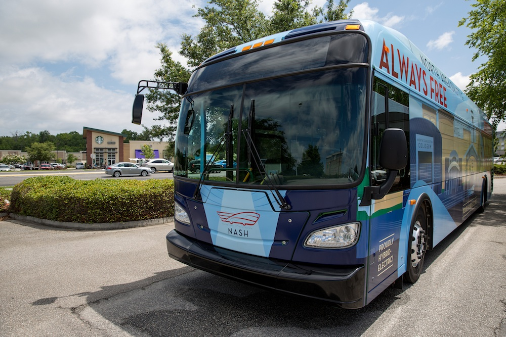 CARTA bus