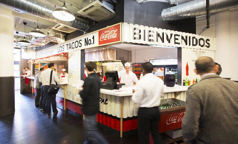 Los Tacos No.1   Photo courtesy of Los Tacos No.1; best tacos in America