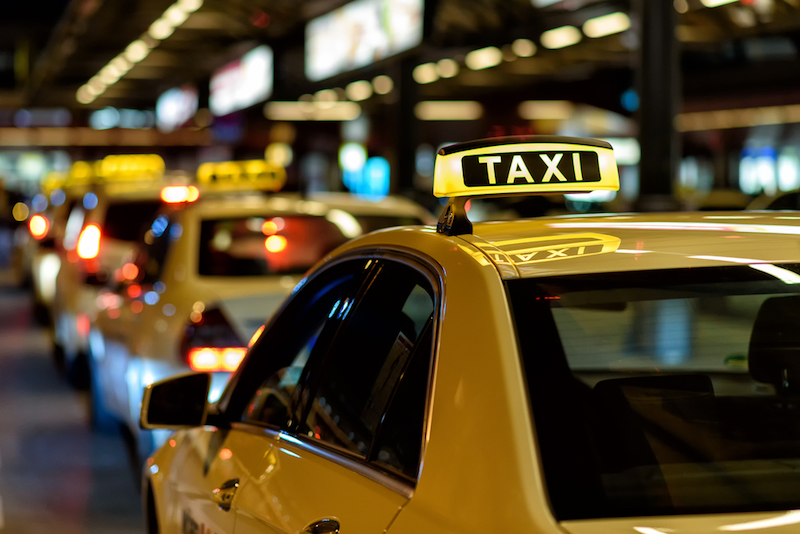 Don't taxi from JFK to Manhattan - always opt for the subway instead!