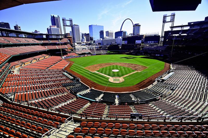 Photo: St Louis Cardinals Busch Stadium | Francisco Diez, Flickr CC