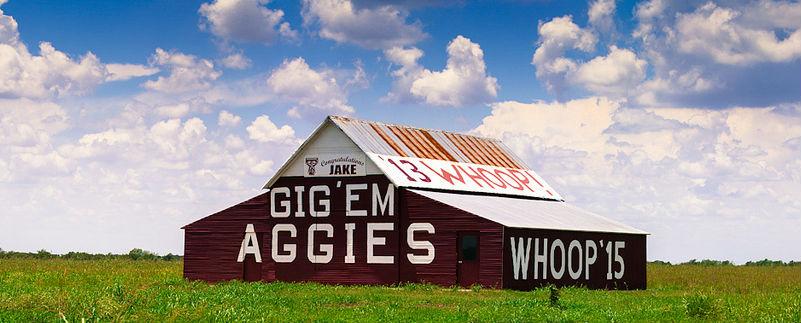 Photo: Aggie Barn Panorama | Stuart Seeger, Flickr CC
