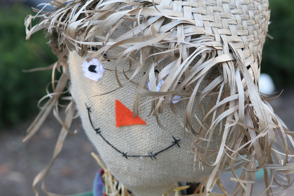 If you only had a brain, you'd make plans to attend the Scarecrow Festival. Credit NoukSopha/Flickr.