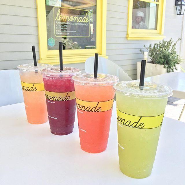 Lemonade LA | Photo courtesy of @mauianne