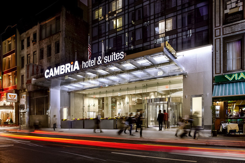 Photo courtesy of Cambria Hotel and Suites