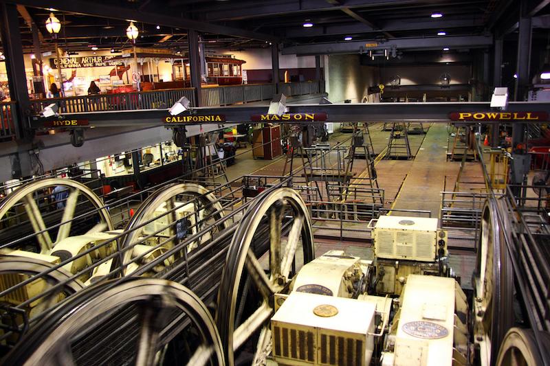 Cable Car Museum | Flickr CC: Justin Ennis