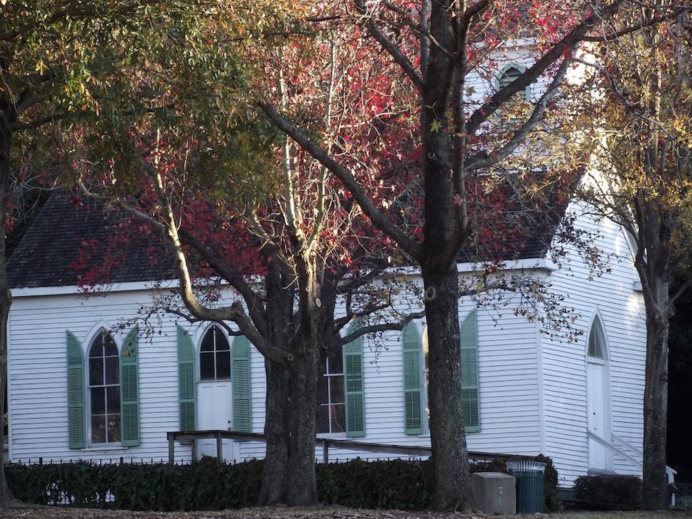 St. John Church was built in 1891. Credit Luz/Flickr.