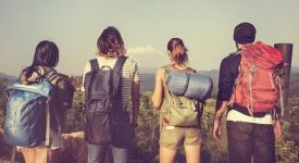backpacker, hostels