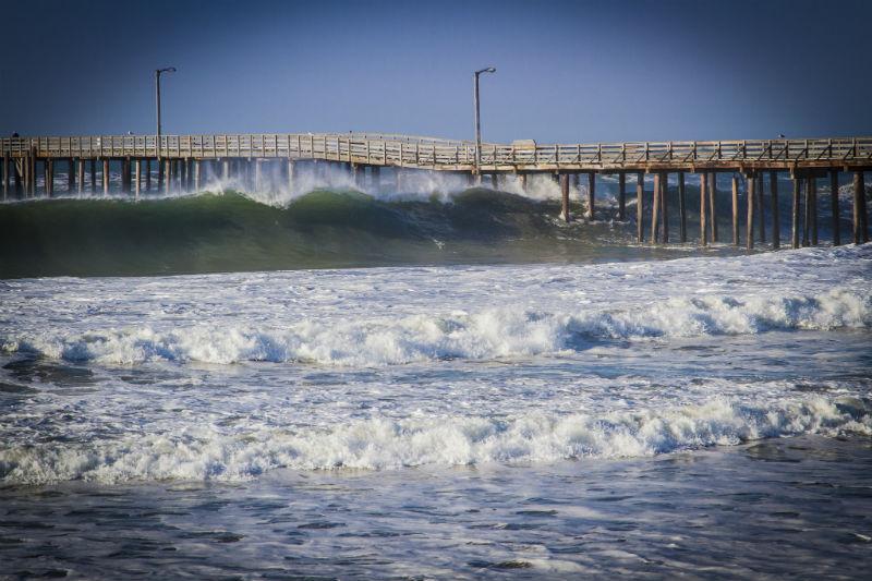Cayucos, beaches, California