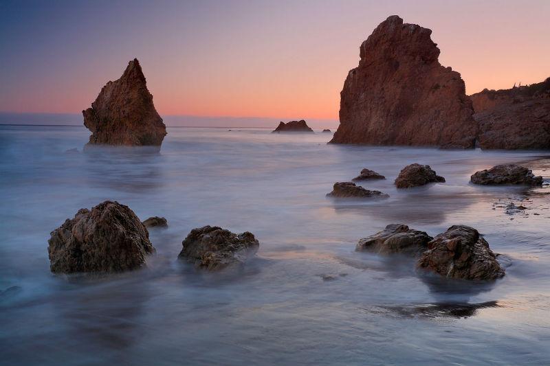 El Matador State Beach, California, beaches, Malibu