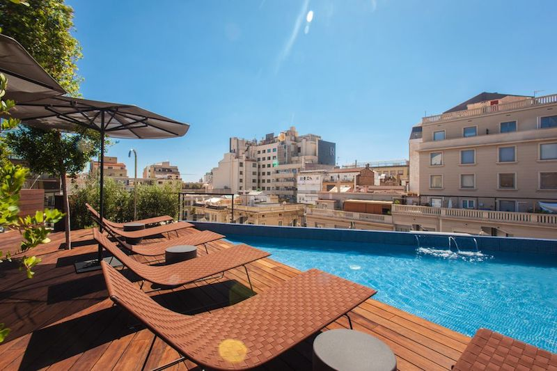 OD Barcelona hotel
