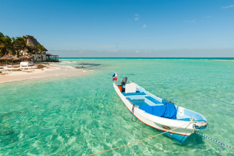 Caribbean, Mexico