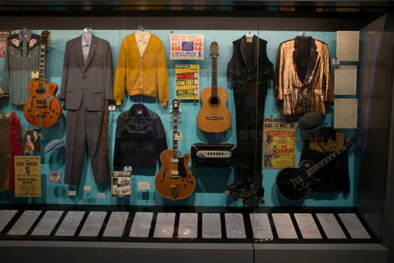 Cleveland, Rock and Roll Hall of Fame