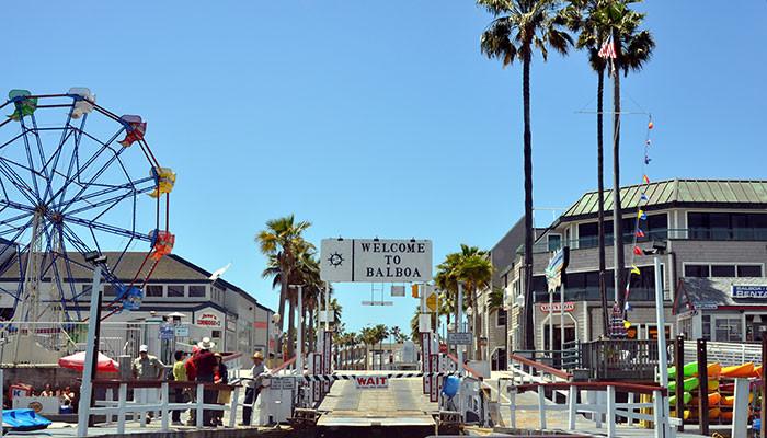 Balboa Fun Zone Newport Beach