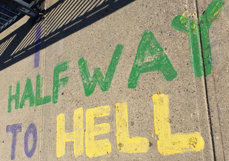 smoots Halfway to Hell-Image courtesy MIT