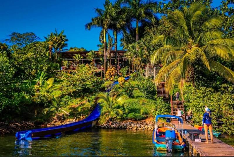 Bambuda Lodge, Panama, hostel