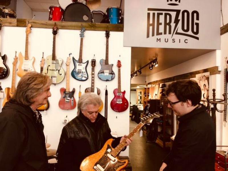 Herzog Music, Cincinnati
