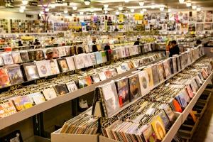 Amoeba Records, San Francisco