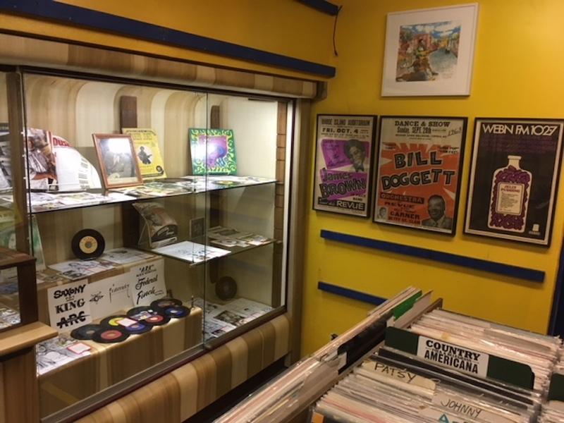 shaket it record store