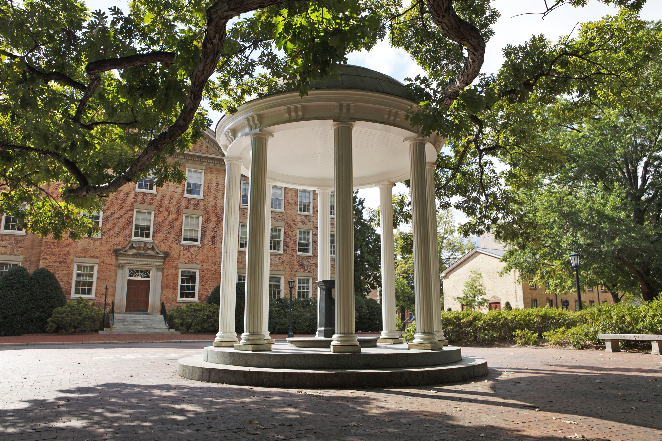 """""""The Old Well at the University of North Carolina in Chapel Hill, NC."""""""