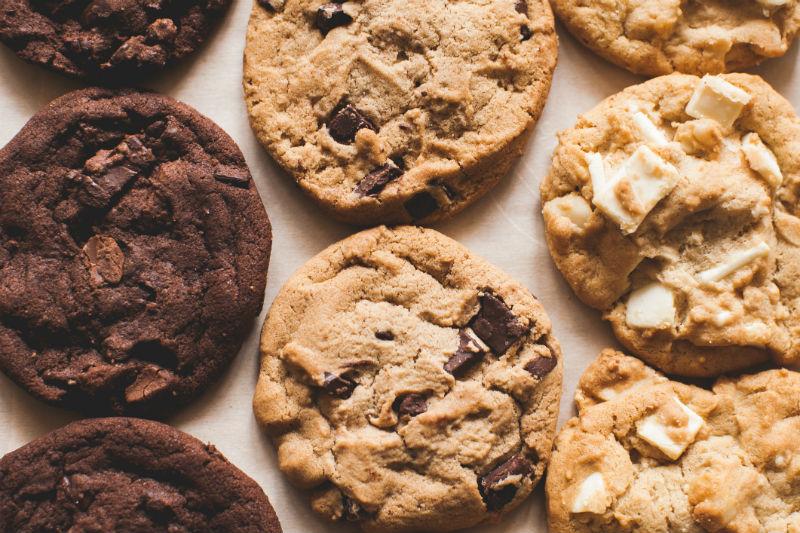 cookies, dessert