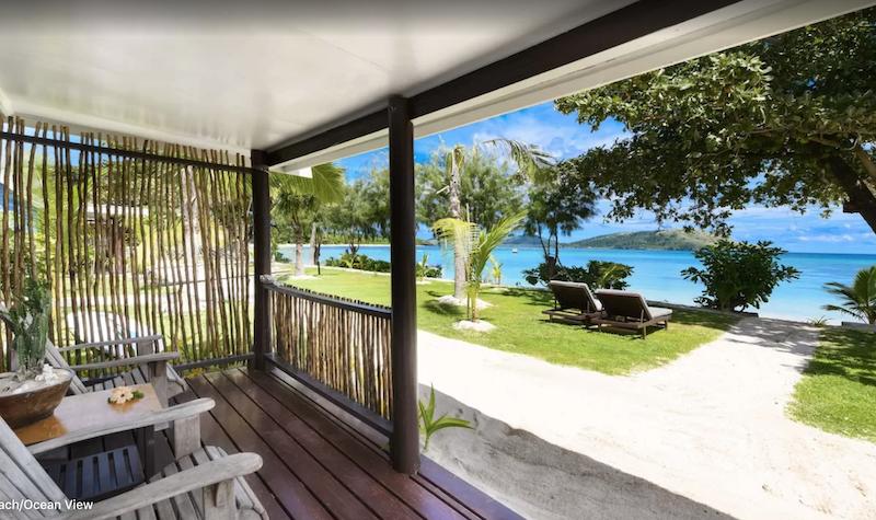 Oarsman's Bay Lodge Fiji