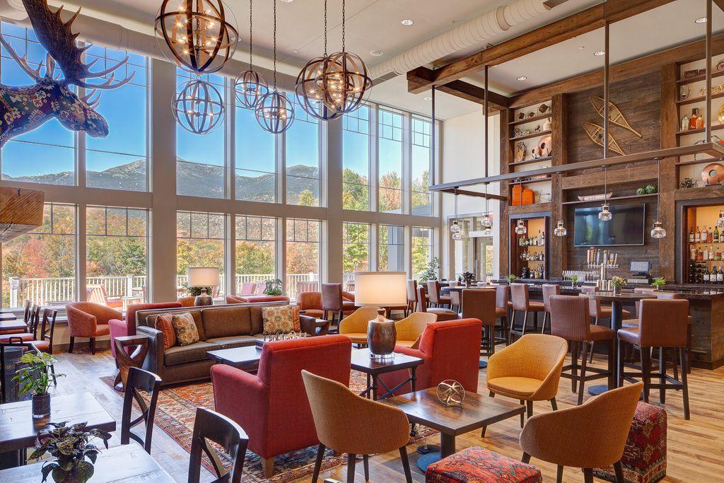 The Glen House Hotel Bar