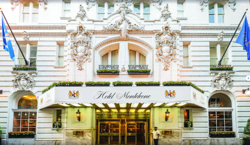 Hotel Monteleone, New Orleans, Louisiana