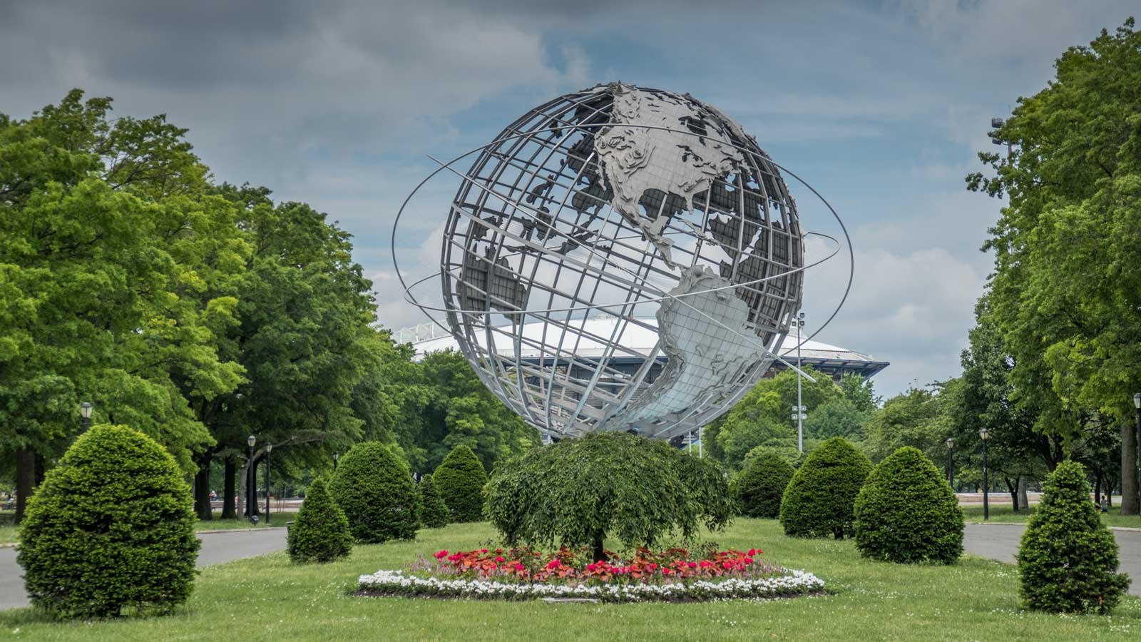 Unisphere Flushing Meadows Corona Park Queens