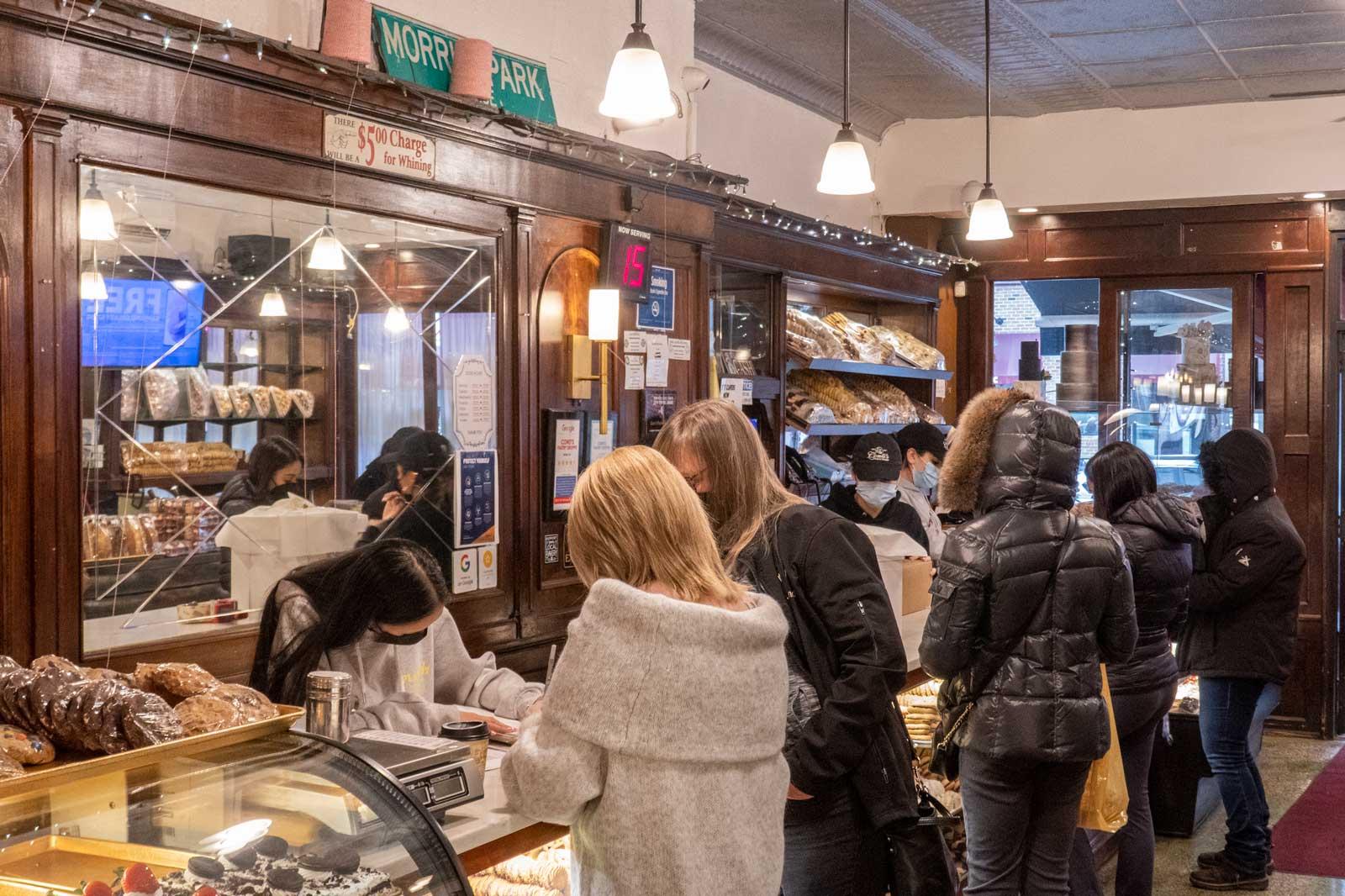 Conti's Pastry Shoppe