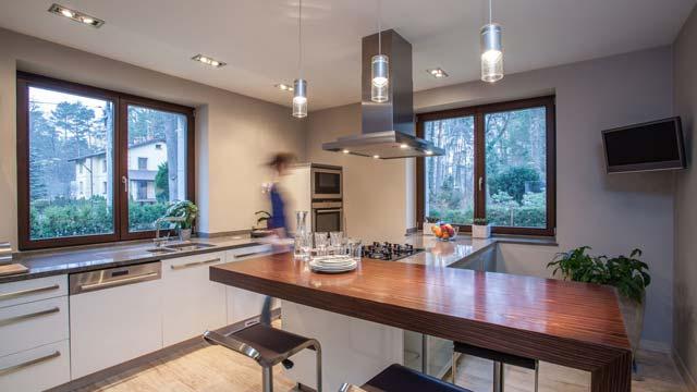 Kitchen Window Installation