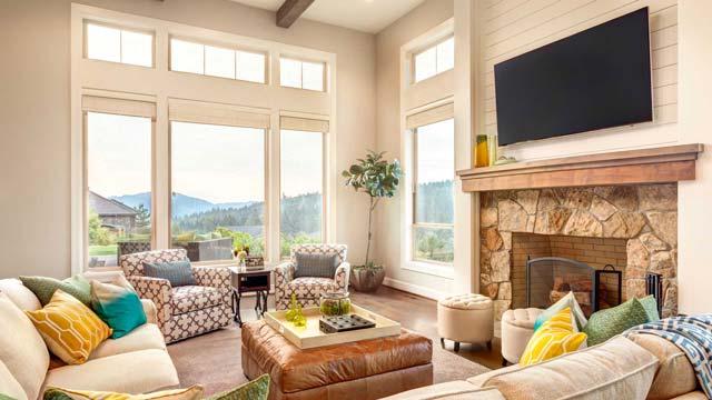 Living Room Window Replacement