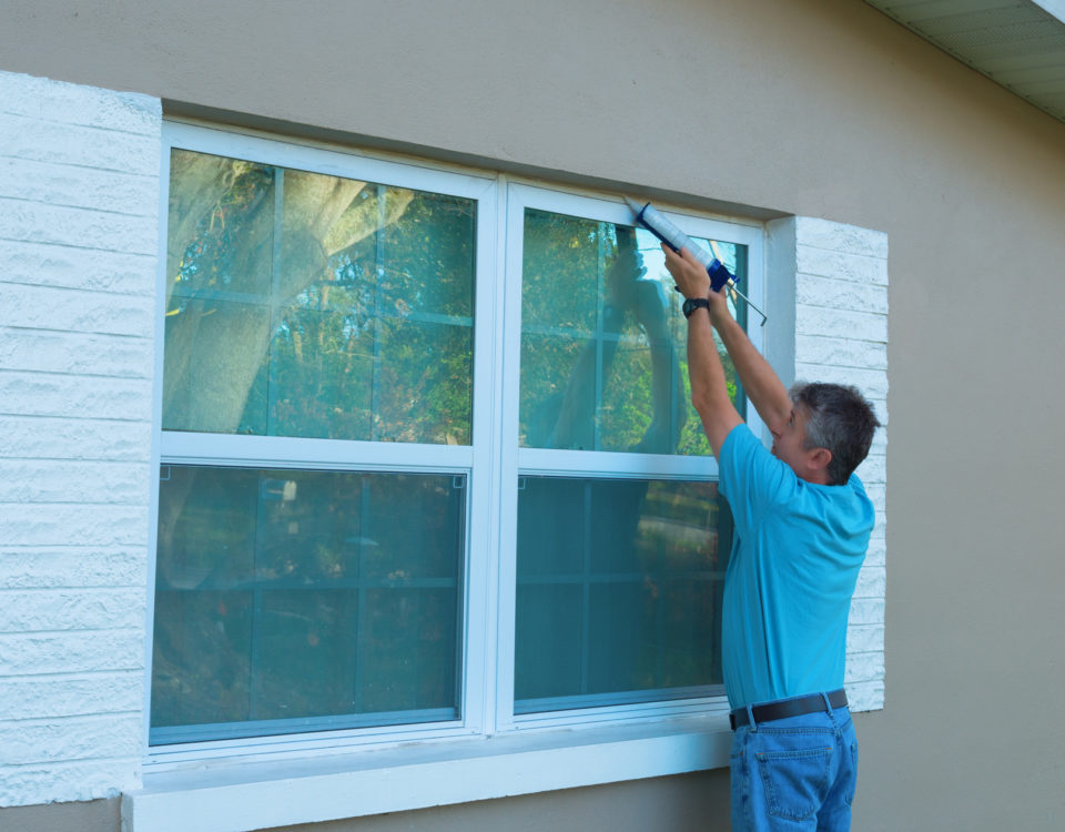 weatherproofing windows