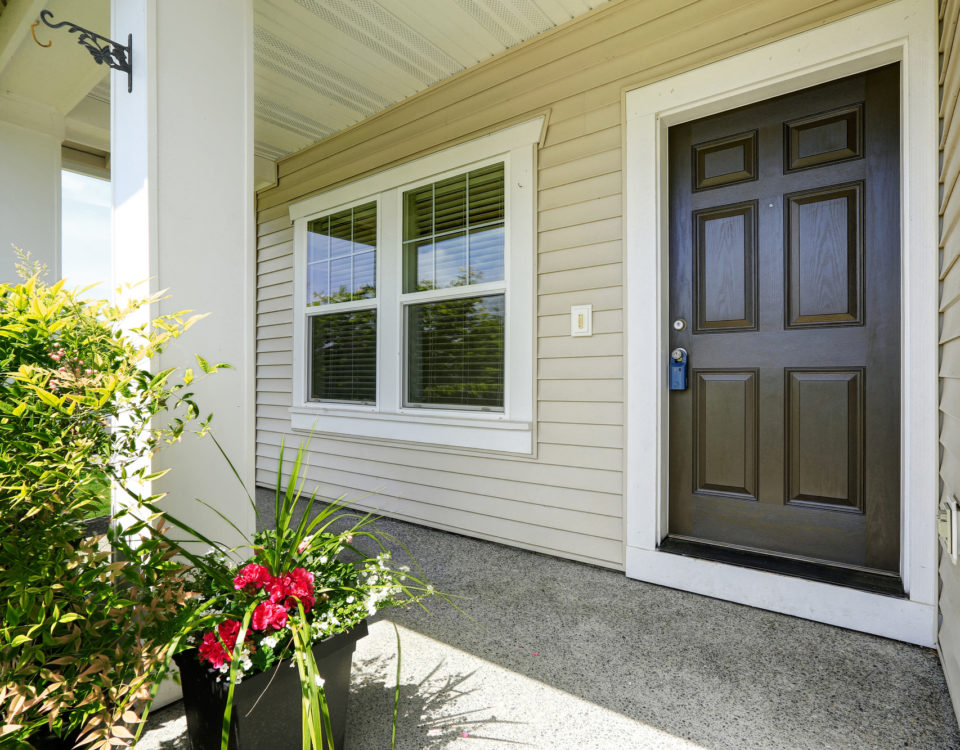 energy efficient exterior doors