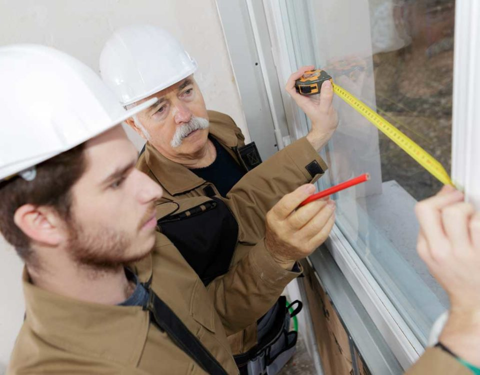 Home Window Installation