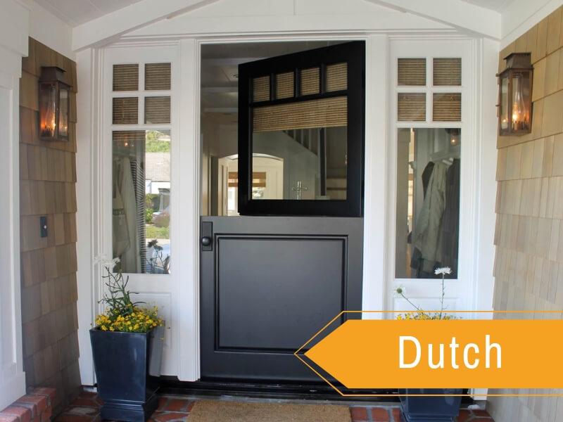 Dutch Style Door